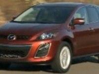 Промовидео Mazda CX-7