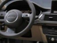 Интерьер Audi A7 Sportback