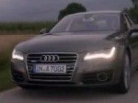 Audi A7 Sportback - промовидео