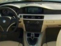Интерьер BMW 3 Cabrio