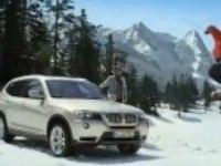 Реклама BMW X3
