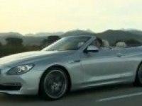 Промовидео BMW 6 Cabrio (нем)