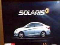 Рекламный ролик Hyundai Solaris (Accent) на ТВ