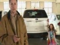 Рекламный ролик Ford Explorer