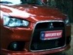 ����-����� Mitsubishi X RallyArt �� ���������