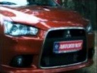 Тест-драйв Mitsubishi X RallyArt от Автопилот