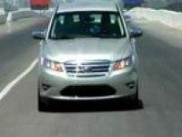 Видеообзор Ford Taurus