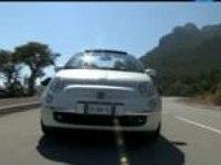 Тест-драйв Fiat 500 C от АВТОБАН