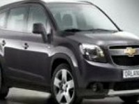 Промовидео Chevrolet Orlando