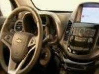 Видеообзор Chevrolet Orlando