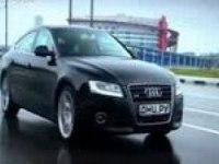 Видеообзор Audi A5 Sportback от ДНИ.РУ