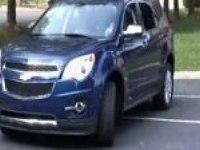 Любителькое видео Chevrolet Equinox
