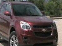 Видообзор Chevrolet Equinox