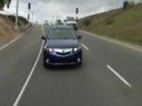 Промовидео Acura TSX Sport Wagon