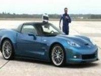 Промовидео Chevrolet Corvette ZR1