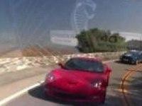 Chevrolet Corvette Z06 vs. Ford Shelby