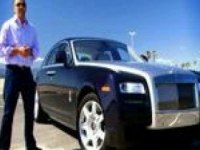 Тест-драйв Rolls-Royce Ghost