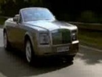 Rolls Royce Phantom Drophead в Top Gear