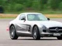 Тест-драйв Mercedes SLS AMG от Авто.дни.ру