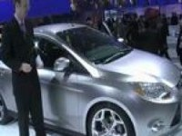 Ford Focus Sedan на Детройтском автосалоне.