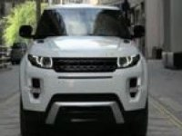 Промовидео Range Rover Evoque Coupe