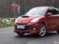 Тест-драйв Mazda 3 MPS от auto.mail.ru