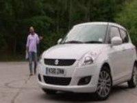 Видоообзо Suzuki Swift