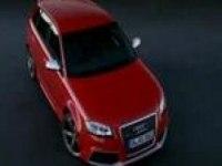 Промовидео Audi RS3 Sportback
