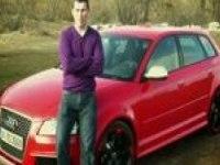 Видеообзор Ауди RS3 Спортбек