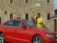 Тест-драйв Audi A5 Sportback от Автоплюс