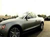 тест-драйв Audi A5 Cabriolet