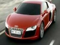 Промо-ролик Audi R8 5.2 V10 FSI Quattro