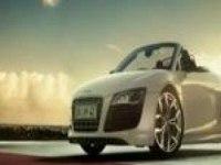 Промо-ролик Audi R8 Spyder