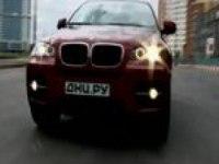 Тест-драйв BMW X6 от Дни.ру