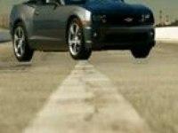 Видеообзор Chevrolet Camaro Convertible