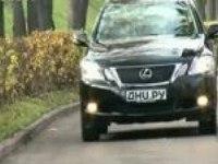 Тест-драйв Lexus GS300 от ДНИ.РУ
