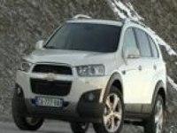 Промовидео Chevrolet Captiva