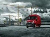 Реклама Opel Movano