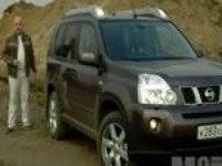 Тест-драйв Nissan X-Trail
