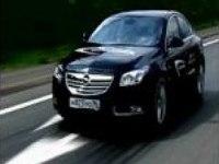 Тест-драйв Opel Insignia от Автобан