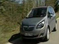 Тест-драйв Opel Meriva от Автоплюс