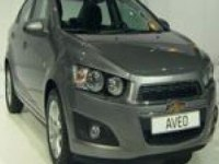 Chevrolet Aveo Sedan на Женевском автосалоне