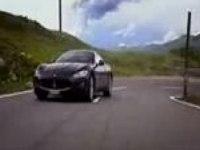Maserati Gran Turismo в Top Gear