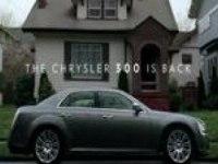 Реклама Крайслер 300