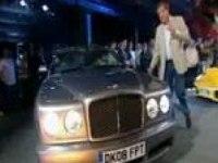 Bentley Brooklands в Top Gear