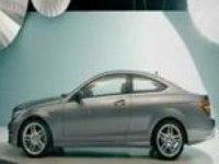 Реклама Mercedes-Benz C-Class Coup