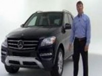 Видеообзор Mercedes-Benz ML350