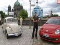 Тест-драйв VW Beetle (нем.)