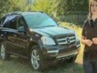 Видеообоз Mercedes-Benz GL350