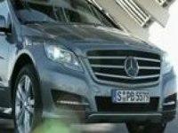 Промовидео Mercedes-Benz R-Class